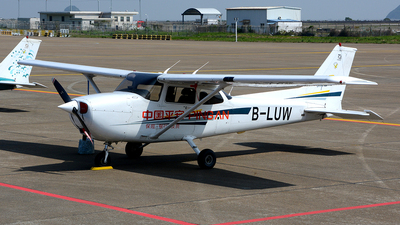 B-LUW - Cessna 172M Skyhawk II - Hong Kong Aviation Club