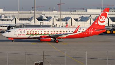 D-ABMS - Boeing 737-86J - Air Berlin