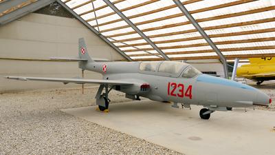 1234 - PZL-Mielec TS-11 Iskra - Poland - Air Force