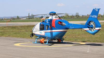 F-HTRV - Eurocopter EC 135T3 - Réseau Transport Eléctricité
