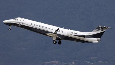 YU-PAA - Embraer ERJ-135BJ Legacy 600 - Air Pink