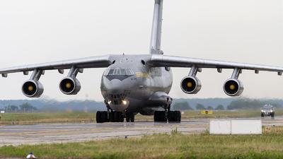 76697 - Ilyushin IL-76MD - Ukraine - Air Force