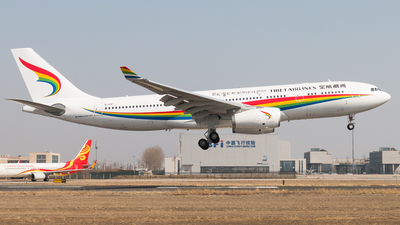 B-1047 - Airbus A330-243 - Tibet Airlines