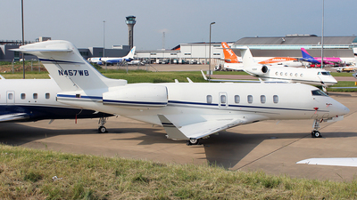 N457WB - Bombardier BD-100-1A10 Challenger 350 - Private