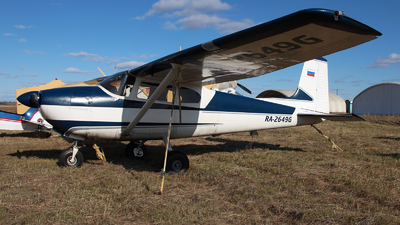 RA-2649G - Cessna 182A Skylane - Private