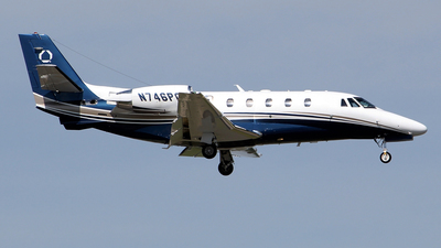N746PC - Cessna 560XL Citation Excel - Private