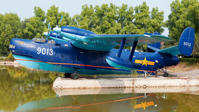 9013 - Beriev Be-6P Madge - China - Navy