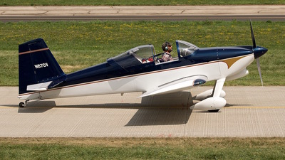 N67CV - Vans RV-7 - Private