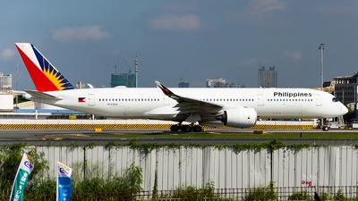 RP-C3504 - Airbus A350-941 - Philippine Airlines