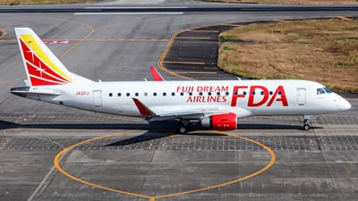 JA12FJ - Embraer 170-200STD - Fuji Dream Airlines