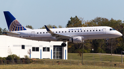 N85358 - Embraer 170-200LR - United Express (Mesa Airlines)