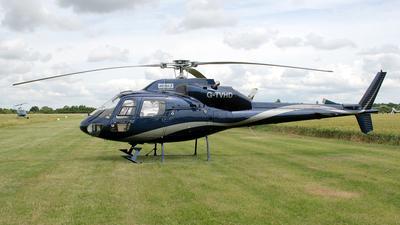 G-TVHD - Aérospatiale AS 355F2 Ecureuil 2 - Private