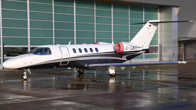 D-CWIR - Cessna 525C CitationJet 4 - Private