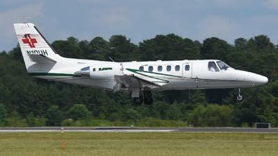 N10UH - Cessna 550B Citation Bravo - Private