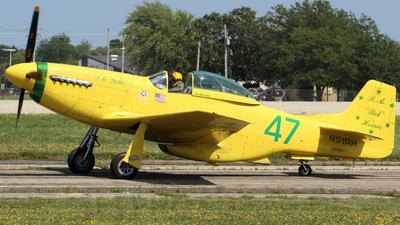 N51RH - North American P-51D Mustang - Private