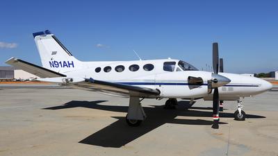 N91AH - Cessna 425 Conquest I - Private