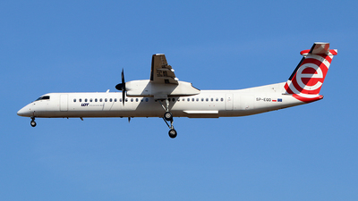 SP-EQD - Bombardier Dash 8-Q402 - LOT Polish Airlines