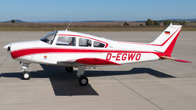 D-EGWO - Beechcraft A23 Musketeer - Private