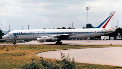 45819 - Douglas DC-8-55(F) - France - Air Force