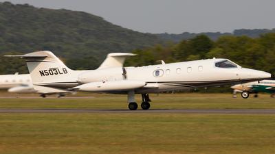N503LB - Bombardier Learjet 35A - Private