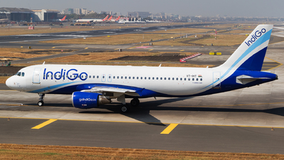 A picture of VTIHT - Airbus A320214 - IndiGo - © Akshay M