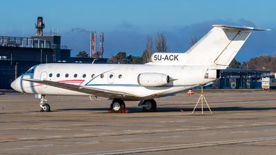 5U-ACK - Yakovlev Yak-40 - Air Niamey