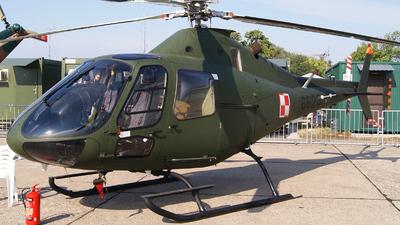 6623 - PZL-Swidnik SW-4 - Poland - Air Force