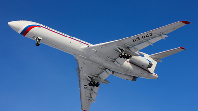 RA-85042 - Tupolev Tu-154M - Russia - Air Force