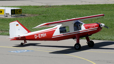 D-EMIH - Dornier Do-27A4 - Private