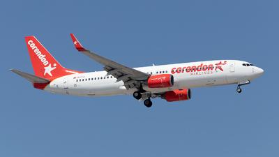 TC-TJI - Boeing 737-8S3 - Corendon Airlines