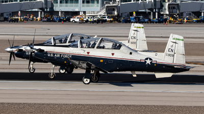 08-3909 - Raytheon T-6A Texan II - United States - US Air Force (USAF)