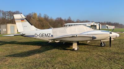 D-GEMZ - Piper PA-34-220T Seneca III - Private