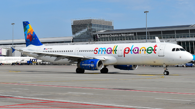 SP-HAV - Airbus A321-231 - Small Planet Airlines Polska