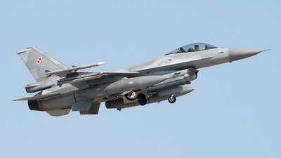 4041 - Lockheed Martin F-16C Fighting Falcon - Poland - Air Force