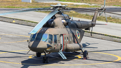 E-487 - Mil Mi-171C - Ecuador - Army