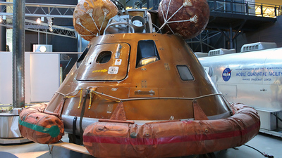 - Apollo Command Module - United States - National Aeronautics and Space Administration (NASA)
