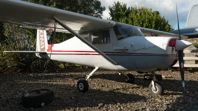 ZK-BWX - Cessna 150 - Private