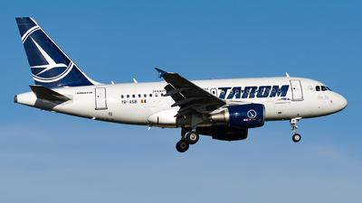 YR-ASB - Airbus A318-111 - Tarom - Romanian Air Transport