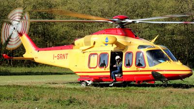 I-SRNT - Agusta-Westland AW-139 - Babcock Italia