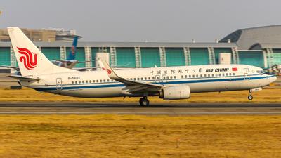 B-5682 - Boeing 737-89L - Air China