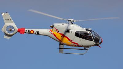 HE.25-13 - Eurocopter EC 120B Colibri - Spain - Air Force
