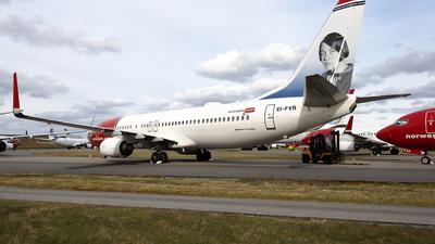 EI-FVR - Boeing 737-8JP - Norwegian