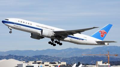 B-2027 - Boeing 777-F1B - China Southern Cargo