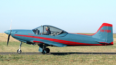 A picture of VHYBN - Amateur F8L Falco - [V176] - © George Canciani