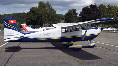 HB-CMC - Cessna 175 Skylark - Private