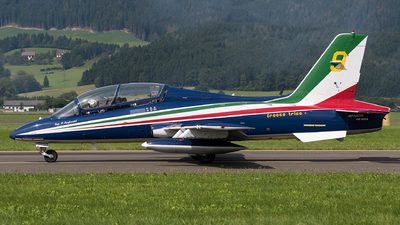 MM55054 - Aermacchi MB-339A - Italy - Air Force