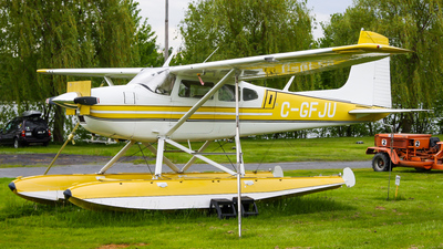 C-GFJU - Cessna 180C Skywagon - Private
