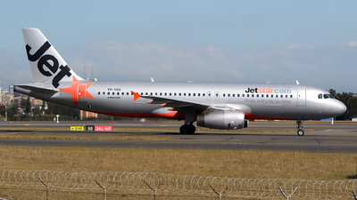VH-VQQ - Airbus A320-232 - Jetstar Airways