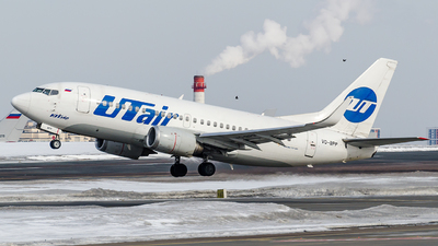 VQ-BPP - Boeing 737-524 - UTair Aviation