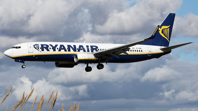 EI-EML - Boeing 737-8AS - Ryanair
